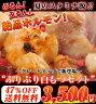 【送料無料】ぷりっぷりホルモン焼セット!ぷりぷり丸腸入り!2セット