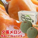 【送料無料】静岡産クラウンメロン2玉「山」 大玉 期間限定 ポイント5倍