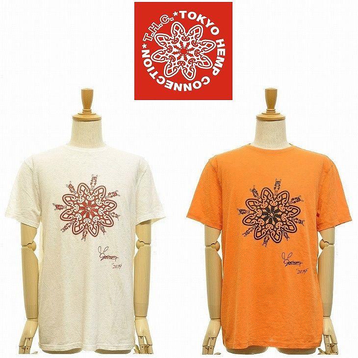トップス, Tシャツ・カットソー MENSTOKYOHEMPCONNECTIONTHCTH C SKOLOCT TEE TT1THCS WORLD 1
