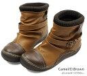 【送料無料】WILSON LEE SPORTS-ウィルソンリースポーツ- カジュアルにリブニットで可愛らしさをプラスしたショートブーツ。トゥキャップにサイド、カウンターはお洒落なカラーコンビ! 低反発インソール レディース 靴 履きやすい 3E 幅広設計 撥水加工 3