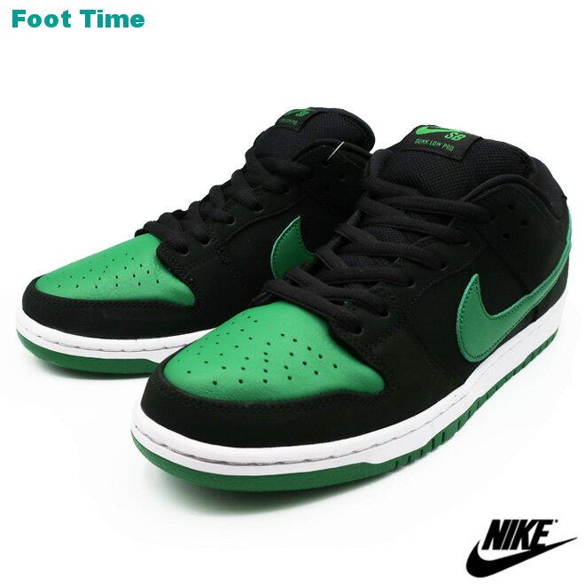 メンズ靴, スニーカー NIKE SB DUNK LOW PRO SB BLACKPINE GREEN-BLACK-WHITE -- BQ6817-005