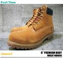 ティンバーランド 6インチ プレミアム ブーツTIMBERLAND 10061 6INCH PREMIUM BOOTS WHEAT 送料無料fs04gm