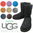 アグ クラシック ショート UGG CLASSIC SHORTBLACK CHOCOLATE CHESTNUT GREY 5825 送料無料