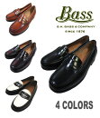 G.H.BASSWASHINGTON【バスワシントン】BLACKBURGUNDY