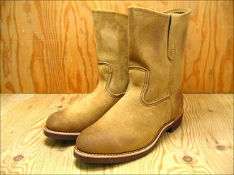 8188 REDWING Red Wing Pecos Roper boots BROWN 8188 review promise sucker supplies gift planning underway!