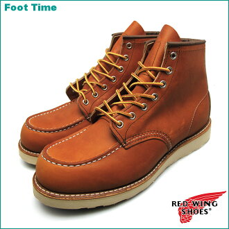 Red Wing classic work boots / モカシントゥ REDWING 6CLASSIC WORK BROWN 875 review promise sucker supplies gift planning underway!