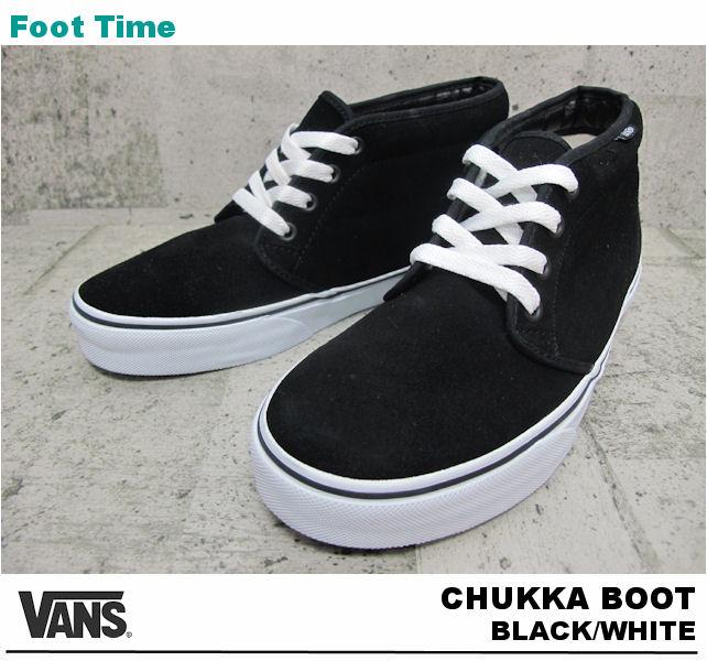 4384709602 Foot Time Rakuten Global Market Vans Chukka Boot Black