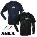 AGLA(アグラ)プラシャツ+インナーSETAG1093