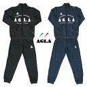 AGLA(アグラ)スウェット上下セットAG1096W