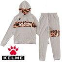 ケルメ(KELME,ケレメ)スウェット上下セットKC217430W