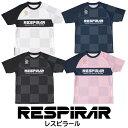 RESPIRAR(レスピラール)半袖プラクティス(Tシャツ) RS18S314