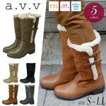 a.v.v(アーヴェヴェ)デザインブーツ
