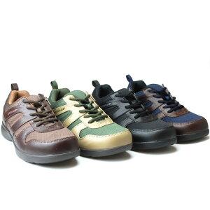 [送料無料]ダンロップ コンフォートウォーカー DC154 メンズ ウォーキングシューズ DUNLOP COMFORT WALKER 4E 幅広 ファスナー 軽量 歩きやすい スニーカー 旅行 靴 疲れない(1808)