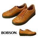 【送料無料】BOBSON ボブソン本革ウォーキングシューズ B54401 メンズシューズ