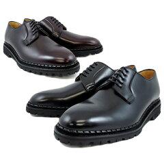 バーウィック Berwick ビジネスシューズ メンズ プレーントゥ 紳士靴 本革 men's business shoe...