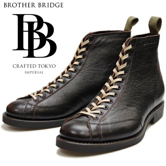 ブーツ, ワーク 44 202012 BROTHER BRIDGE HENRY BBB-S009