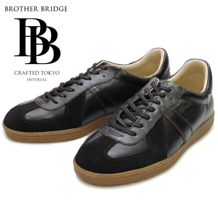 メンズ靴, スニーカー  BROTHER BRIDGE GERMAN TRAINER BBB-T001