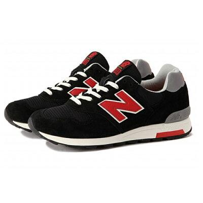 ニューバランス 1400 ブラック/レッド new balance M1400 スニーカー men's sneaker newbalance...