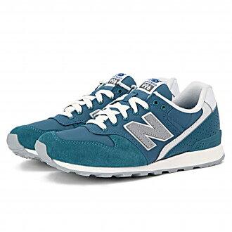 新平衡996正規的物品new balance WR996 IC[藍色]女士運動鞋