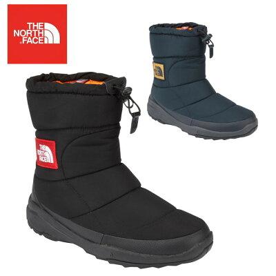 ノースフェイス ブーツ ヌプシブーティー レディース メンズ ダウン スノーブーツ boots mens l...