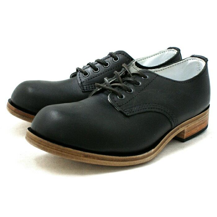 ウィリアムレノン WILLIAM LENNON Hill Shoe 157L [ブラック] レザーシューズ 英国製 カジュアルシューズ メンズ 男性用 紳士靴 本革 革靴 men