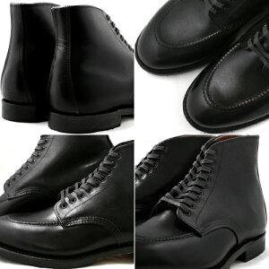 レッドウィング正規品REDWING9090Girard店舗限定モデル[BLACK]ジラードクラシックドレスワークブーツレッドウイングREDWINGBOOTSレッド・ウィングmen'sboots