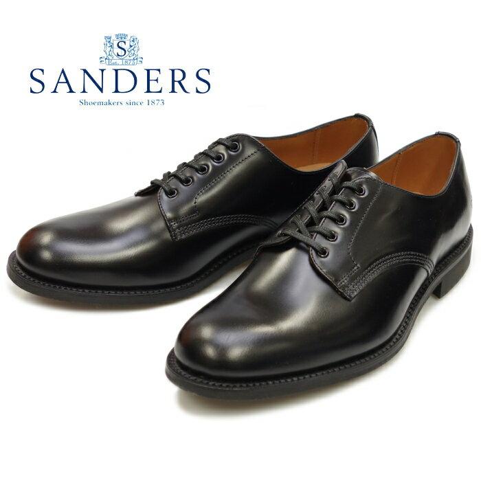 メンズ靴, ビジネスシューズ SANDERS 2246 MILITARY OFFICER SHOE 2020