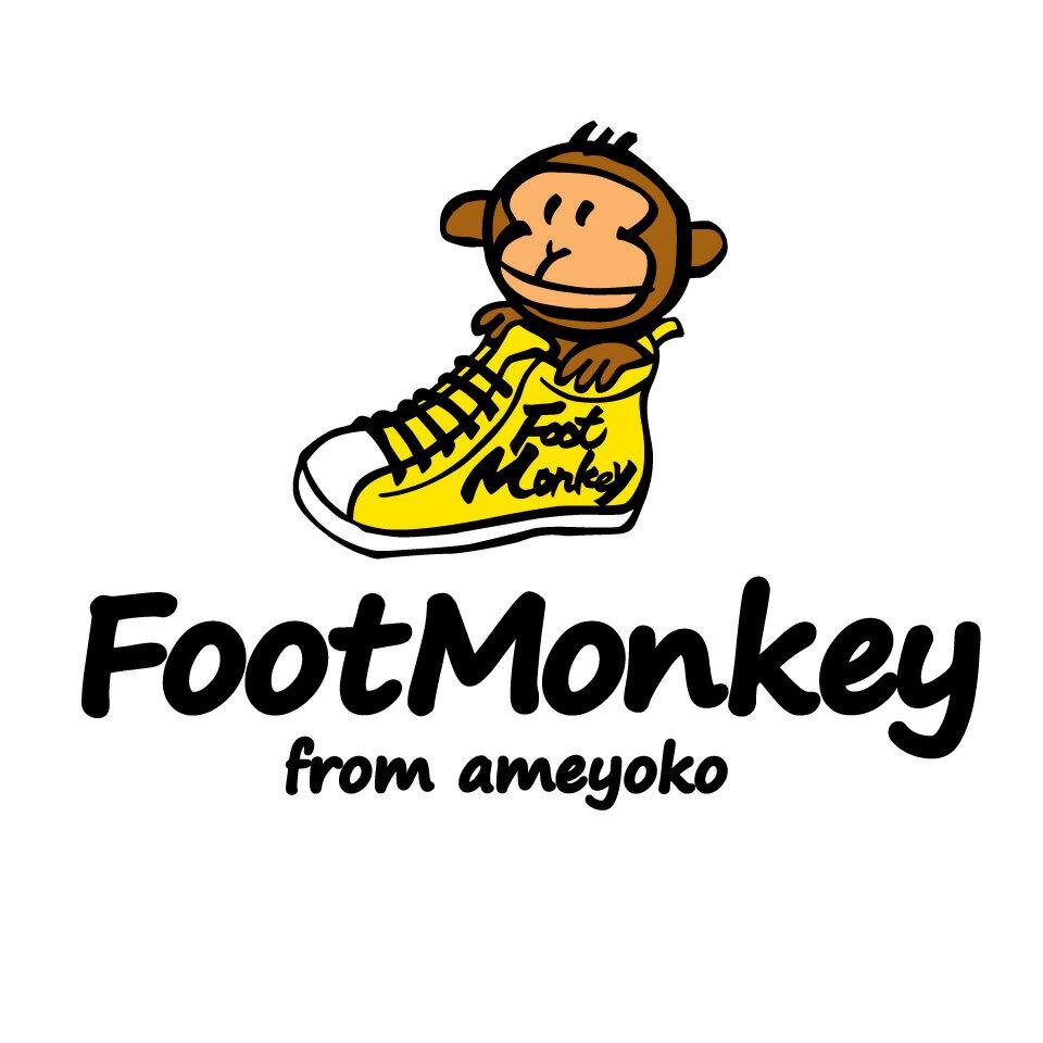 上野アメ横 靴店 フットモンキー