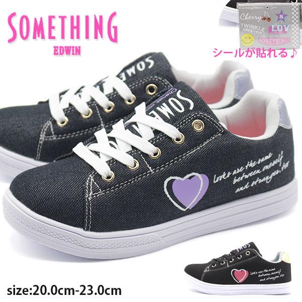 靴, スニーカー  SOMETHING EDWIN SOM-3117