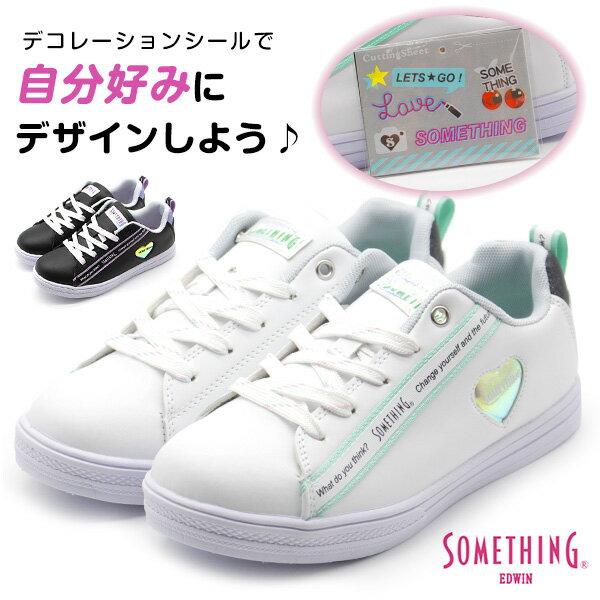 靴, スニーカー  SOMETHING EDWIN SOM-3132