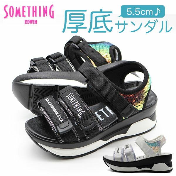 靴, サンダル  SOMETHING EDWIN SOM-3127