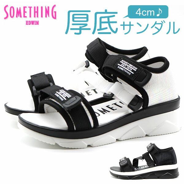 靴, サンダル  SOMETHING EDWIN SOM-3129
