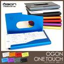 名刺入れ OGON ONE TOUCH(オゴン ワンタッチ) カードホルダー カードケース O…