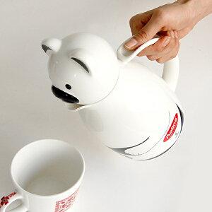 【あす楽 ポイント10倍】サーモキャット サーモベア ヘリオス アニマル卓上魔法瓶  helios Thermo Bear Thermo Cat