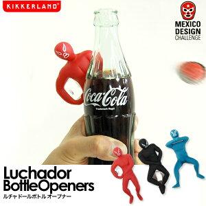 ルチャドール ボトルオープナー メキシコ ルチャリブレ