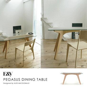 【ポイント10倍】ペガサスダイニングテーブルPEGASUS DINING TABLE 140【送料無料】