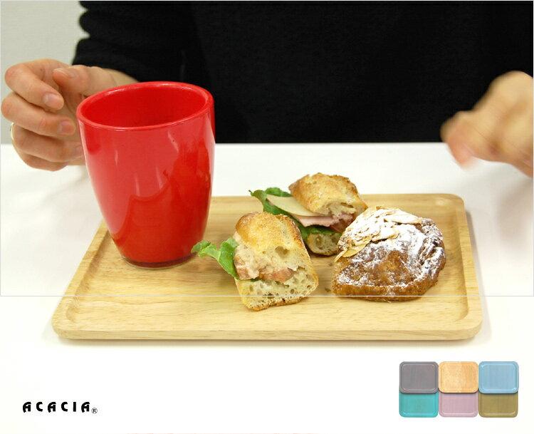 食器, 皿・プレート 200 L AA-003 ACACIA SQUARE PLATE L assiette rectangulaire L wooden plate L