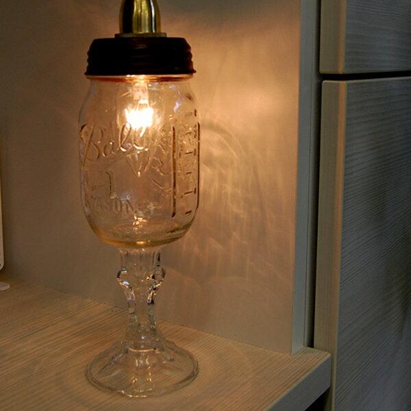 ペンダントライト Mason Jar Chandelier Lamp テーブルランプ メイソンジャー シャンデリアランプ