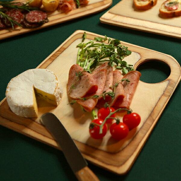 【ポイント10倍】サービングボード square olive design od-001 カッティングボード 鍋敷き ハンドメイド イギリス