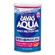 ザバス アクアホエイプロテイン100 アセロラ風味(無果汁) 378g(約18食分)