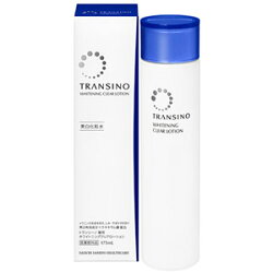 トランシーノtransino薬用ホワイトニングクリアローション(美白化粧水)175mL【医薬部外品】