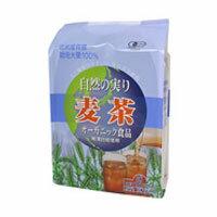 オーガニック麦茶 自然の実り 10gX32袋入