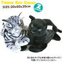 アニマル ティッシュ ボックス カバー 部屋のインテリア 生活雑貨 猫 黒猫 ネコ ティッシュ ケース カバー ボックス【ティッシュボックス カバー ぬいぐるみ 猫 黒猫 ネコ お誕生日 プレゼント】 ┃