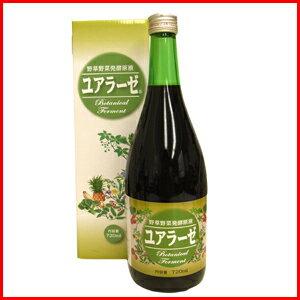 【送料無料・手数料無料】野草酵素ユアラーゼ 6本セット