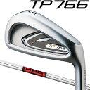 フォーティーン TP-766 アイアン アイアンセット [KBS シリーズ] KBS Tour/Tour 90スチールシャフト 5本セット(#6〜#9,PW) FOURTEEN TP..