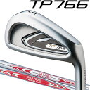 フォーティーン TP-766 アイアン アイアンセット [NS プロ モーダス3 ツアー] ツアー120/130/105 システム3 125 スチールシャフト 5本..