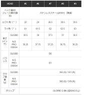 【メーカーカスタム】テーラーメイドSLDRアイアン6本セット(#5~PW)ダイナミックゴールド/SL/GS95/GS85スチールシャフトTaylorMadeSLDRiron