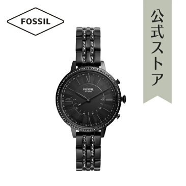 【50%OFF】フォッシル スマートウォッチ ハイブリッド レディース FOSSIL 腕時計 FTW5037 JACQUELINE 公式 2年 保証