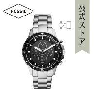 4/9 20時から!ポイント10倍 フォッシル スマートウォッチ ハイブリッドHR メンズ 腕時計 FOSSIL 時計 FTW7016 FB-01 HYBRID SMARTWATCH HR 公式 2年 保証