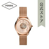 フォッシル 腕時計 自動巻き レディース FOSSIL 時計 ME3187 TAILOR 公式 2年 保証